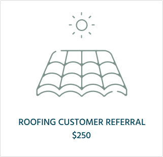 Solar Referral Program Symbol $250