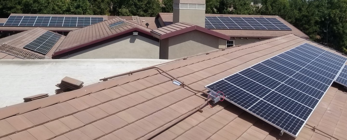 Commercial Solar Panels Rooftops