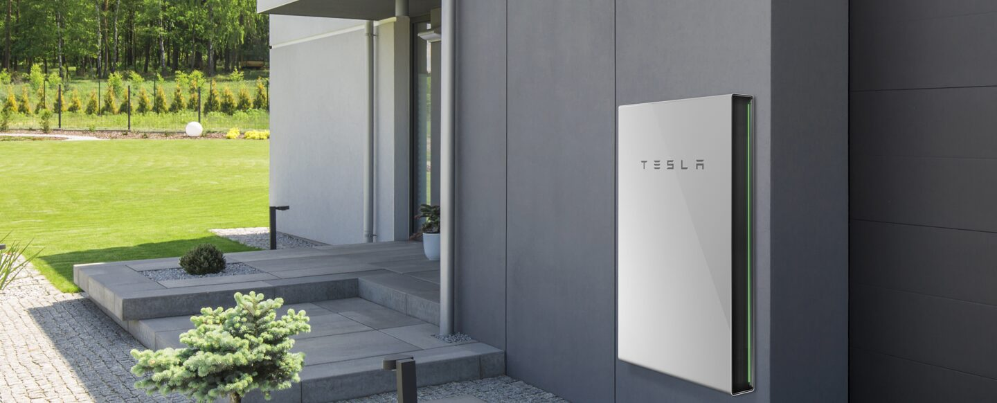 Energy Storage Backup Battery System Tesla Powerwall