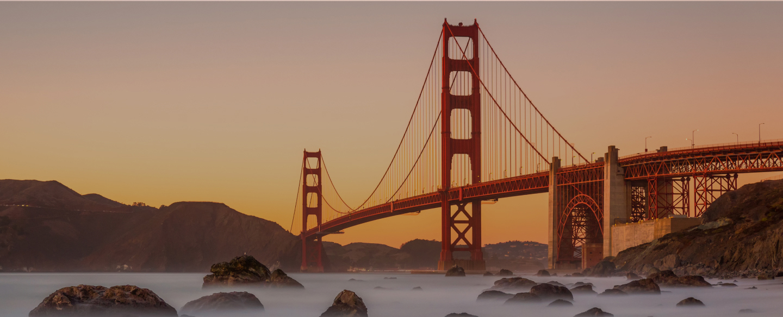 Northern California Golden Gate Bridge